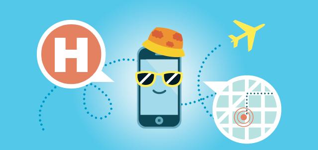 Travel App Mobile